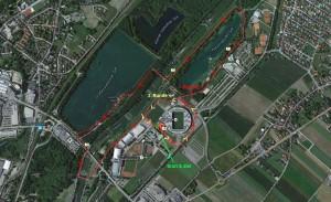 Strecke Satellit_Kennzeichnung 1.& 2. Runde, mit Beschriftung(1)