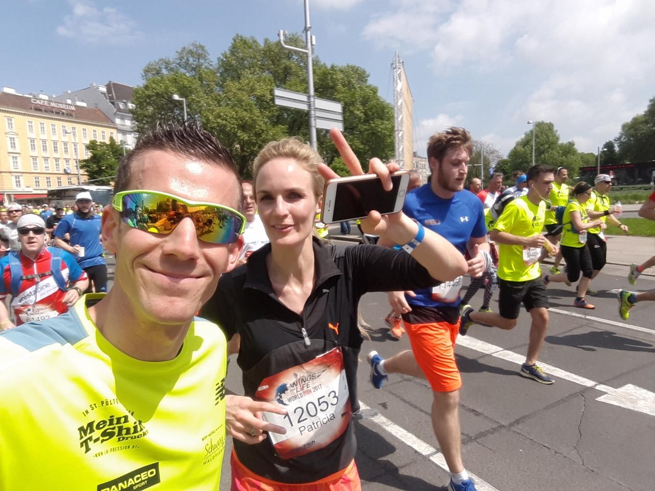 Video zum World Run mit Patricia Kaiser