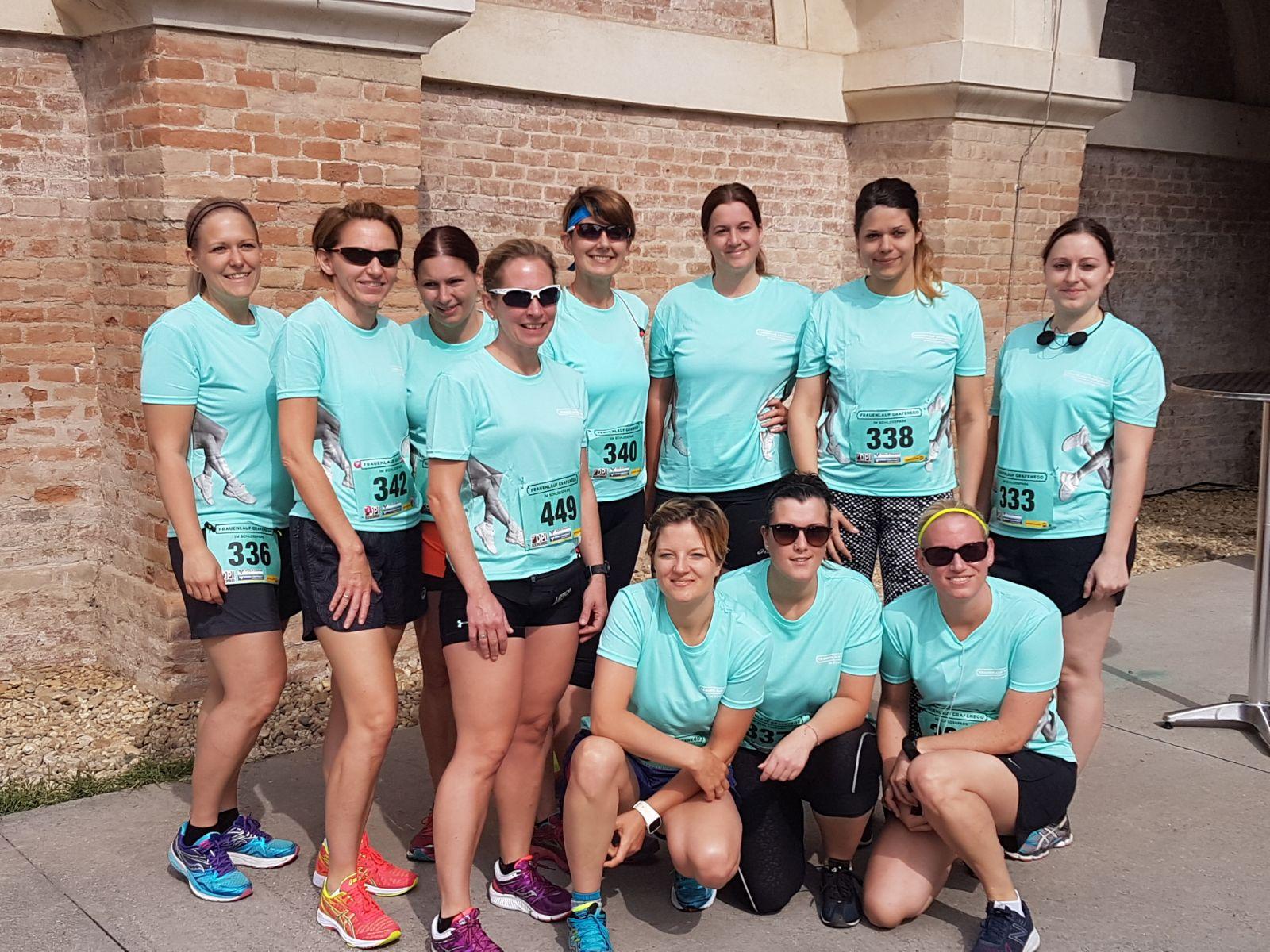 Erfolgreiche Premiere des Frauenlaufs
