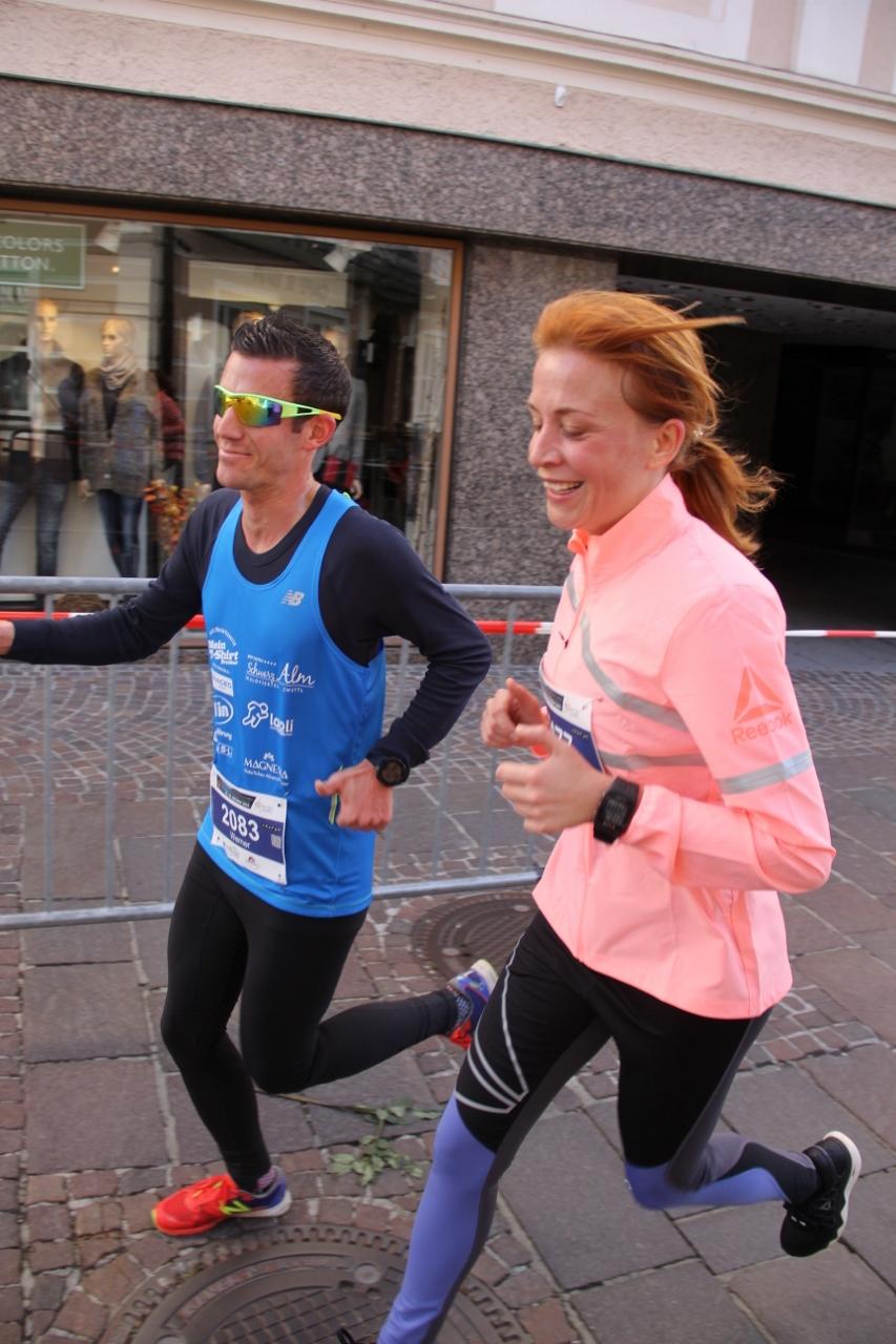 Strahlende Premiere des Kärnten Marathons