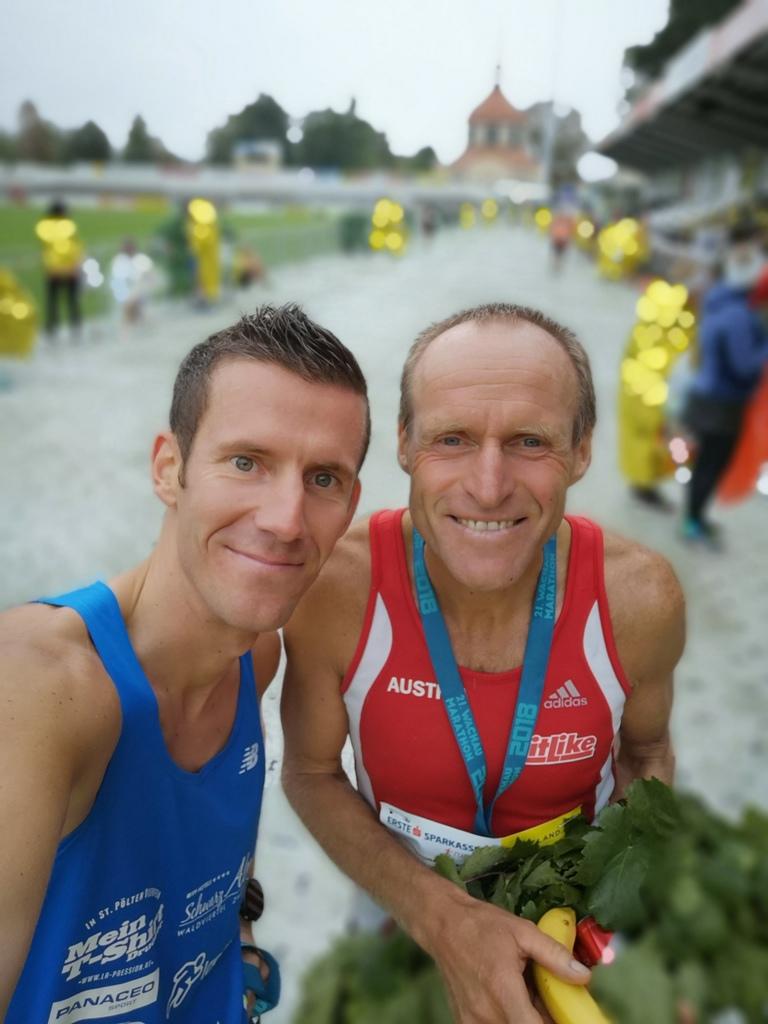 Der Marathonmann schlägt wieder zu