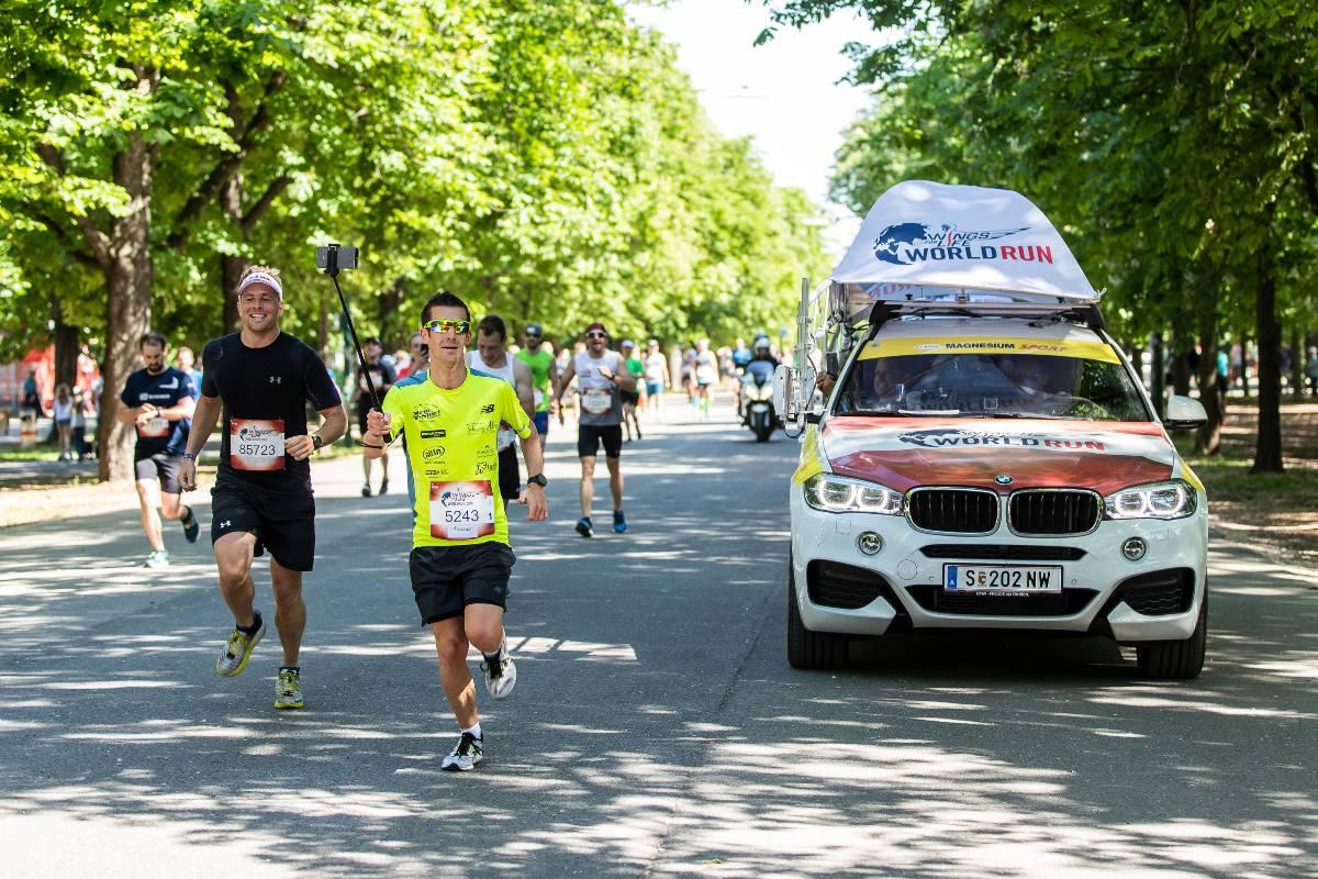Corona zwingt auch den World Run in die Knie