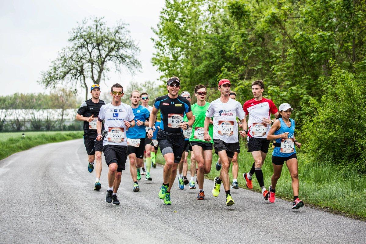 Startschuss in Graz - Bestens vorbereitet für den World Run