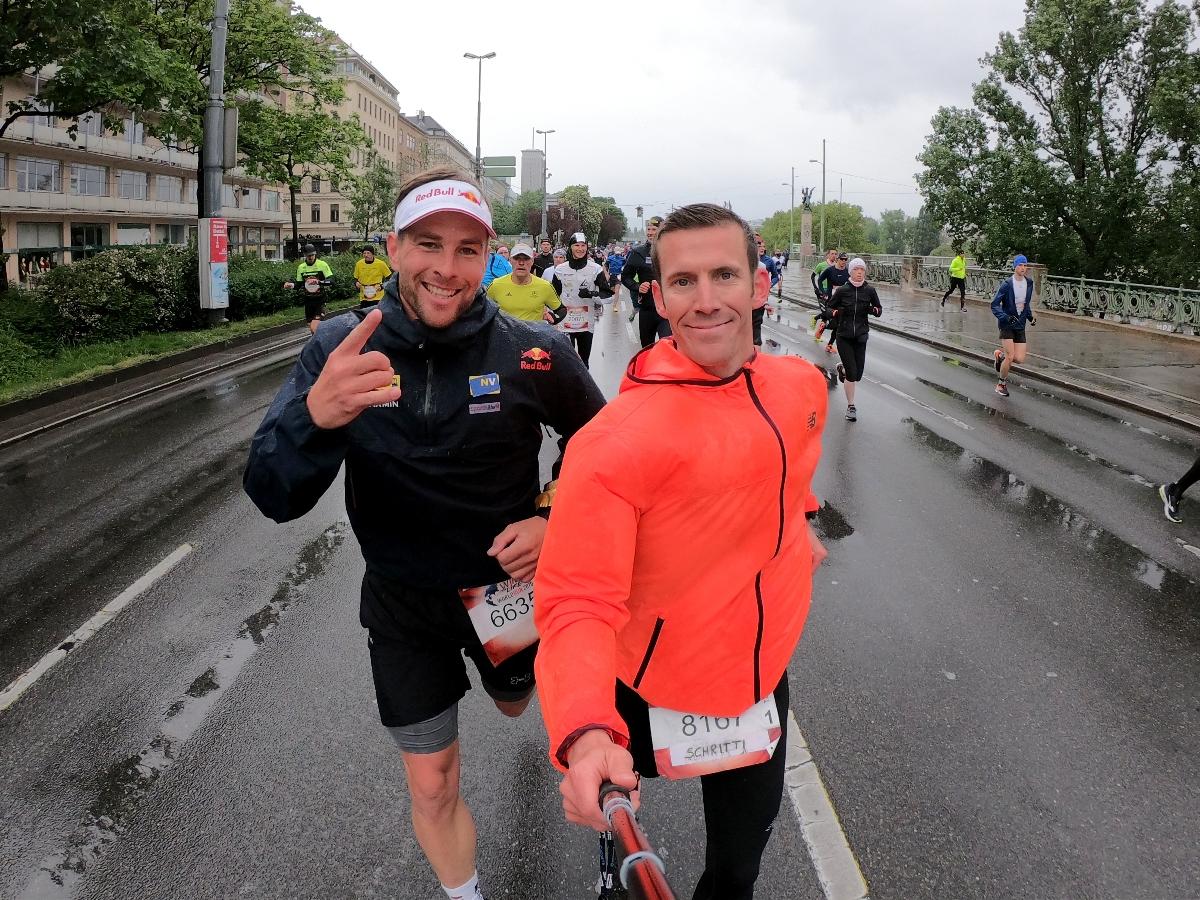 World Run: Da geht trotz Regen die Sonne auf