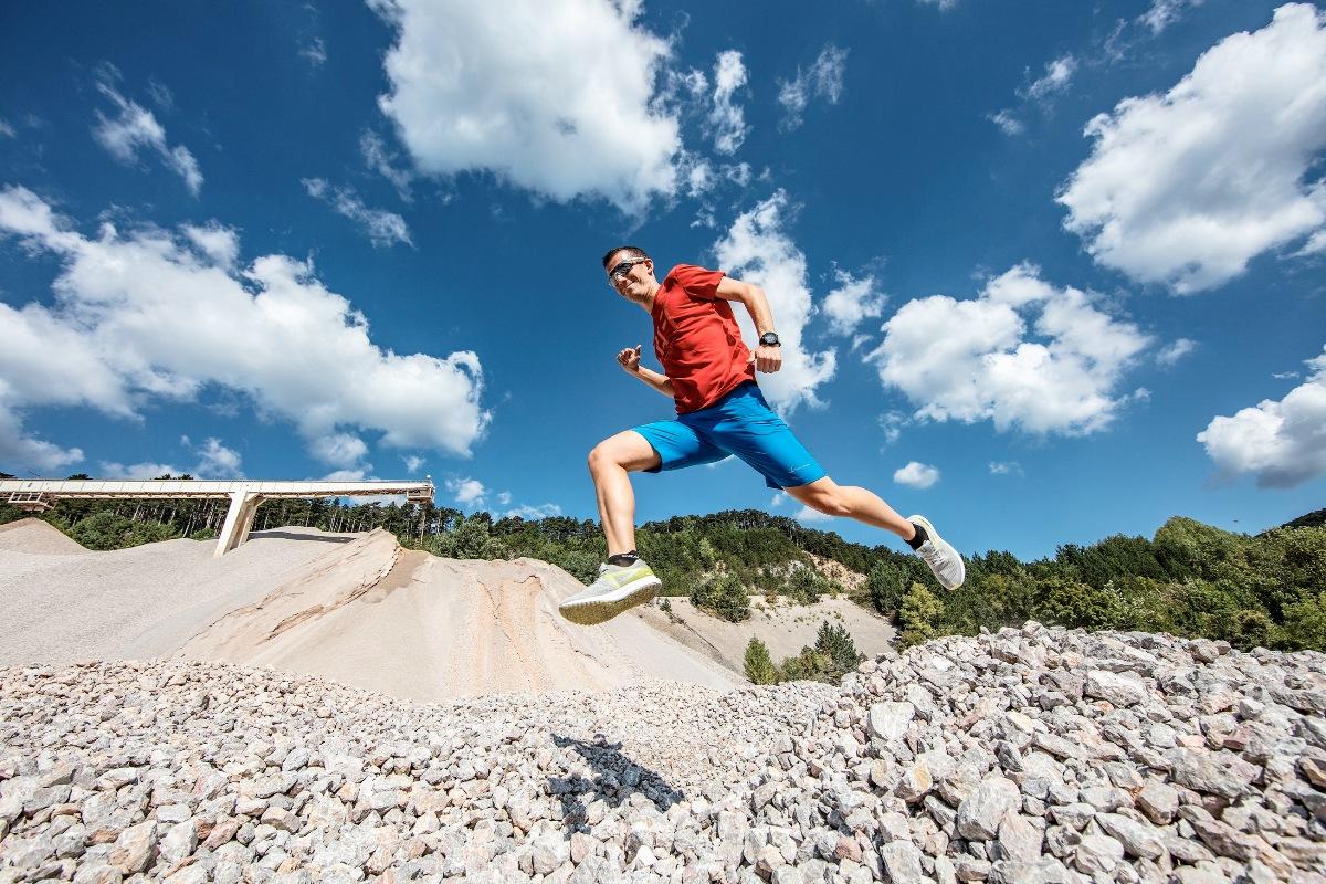 Laufschuhe statt Baustoffe – der Lauf im Piestingtal